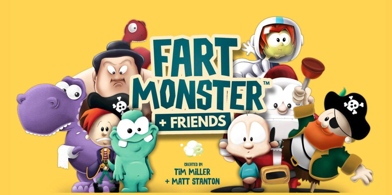 fart monster and friends banner_v2